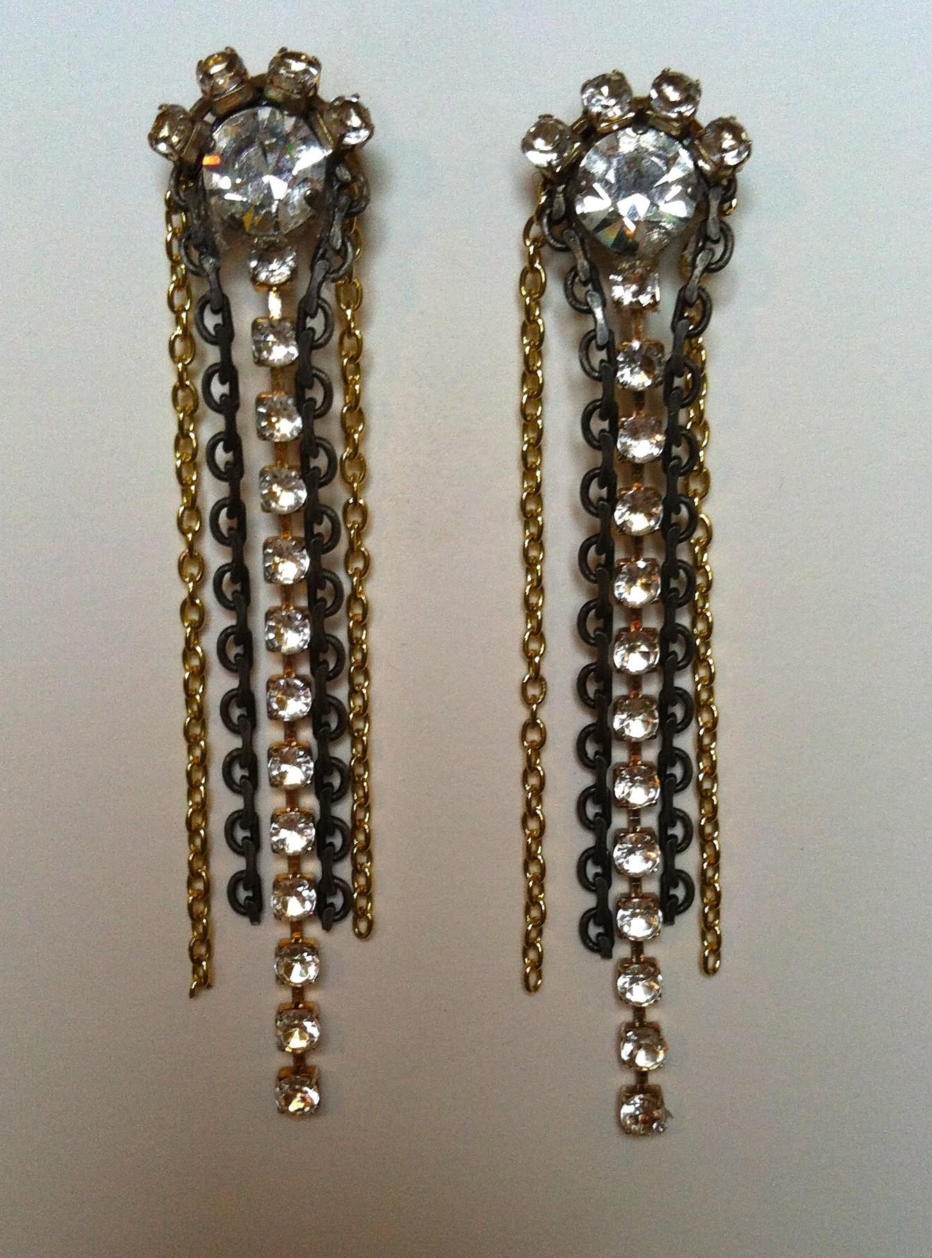 Stella & Dot Inspired Earrings